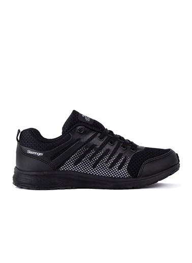 Slazenger Fonda Kadın Koşu Ayakkabısı Siyah
